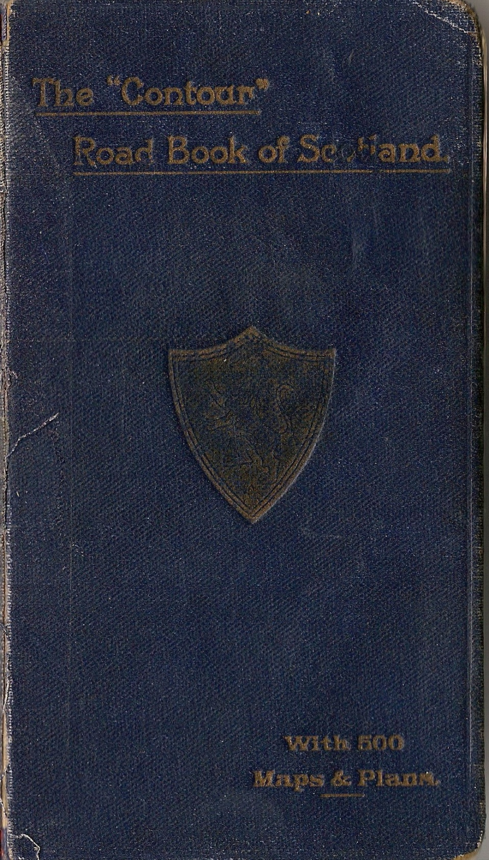 Contour Roadbook 1914