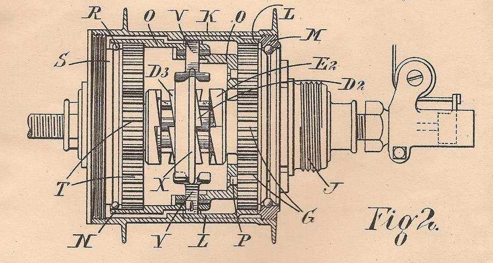 1907 Sunbeam-Villiers 3 speed